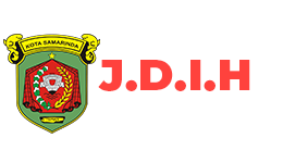 JDIH Samarinda